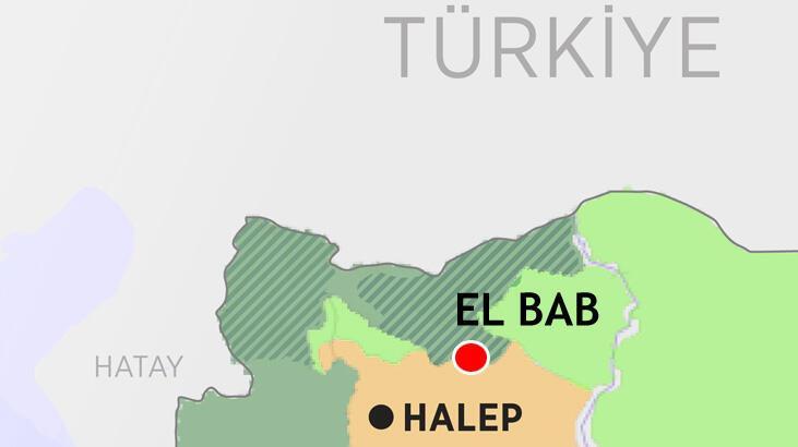 Suriye'nin kuzeyindeki Bab'da patlamalar