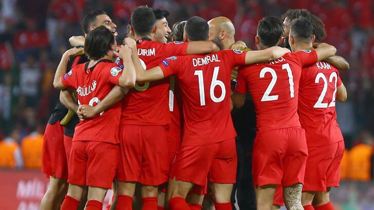 A Milli Takım'ın Andorra ve Moldova maçları aday kadrosu açıklandı