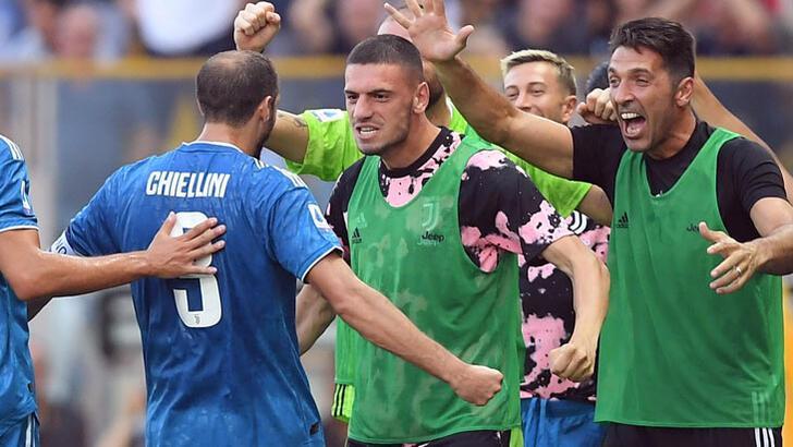 Juventus'ta şok! Ön çapraz bağları koptu...