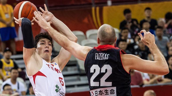 Türkiye-Japonya: 86-67