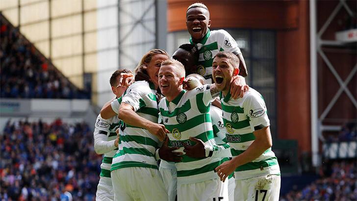 'Old Firm' derbisi Celtic'in