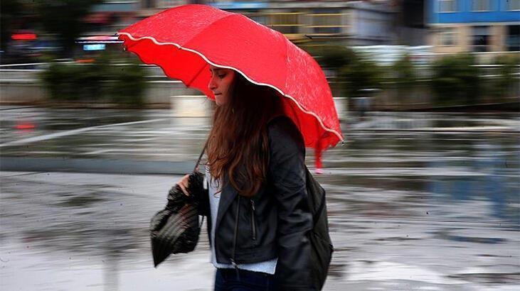 Meteoroloji açıkladı: 2 Eylül Pazartesi sağanak yağış... İstanbul, Ankara, İzmir hava durumu