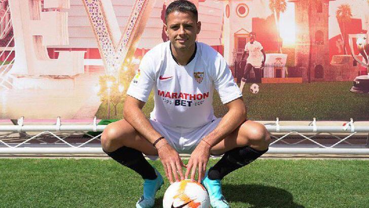 Javier Hernandez, 3 yıllığına Sevilla'da!