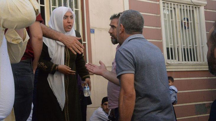 """HDP'liler ile aileler arasında gerginlik! """"Başlarım sizin Kürdistan davanıza..."""""""