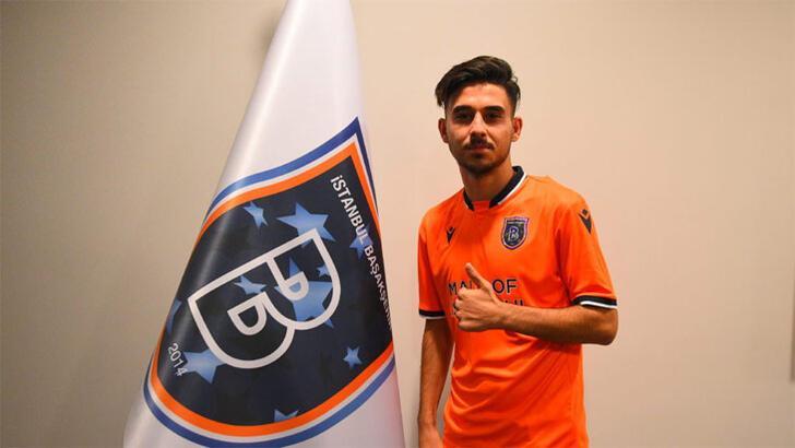 Başakşehir, Alim Can Menteşe'yi transfer etti