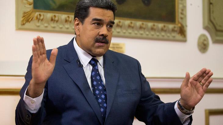 Maduro'dan orduya emir: Kolombiya'dan gelecek saldırıya karşı hazırlıklı olun!