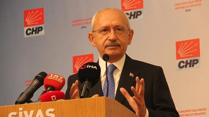 CHP PM toplantısı 100. yılı nedeniyle Sivas'ta yapıldı