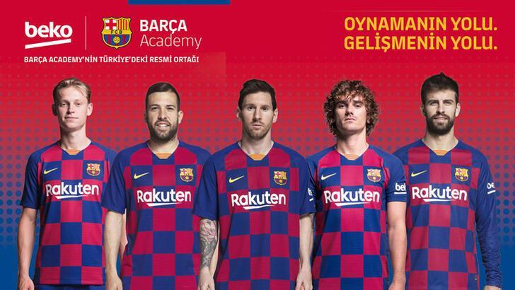 FC Barcelona Felsefesi İstanbul'da 6. sezonuna başlıyor