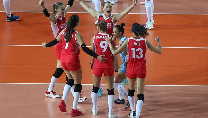 Türkiye Polonya voleybol maçı ne zaman saat kaçta hangi kanalda? 2019 CEV Kadınlar Avrupa Voleybol Şampiyonası