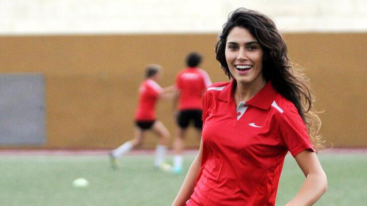 Serenay Aktaş: Futbolla Galatasaray sayesinde tanıştım