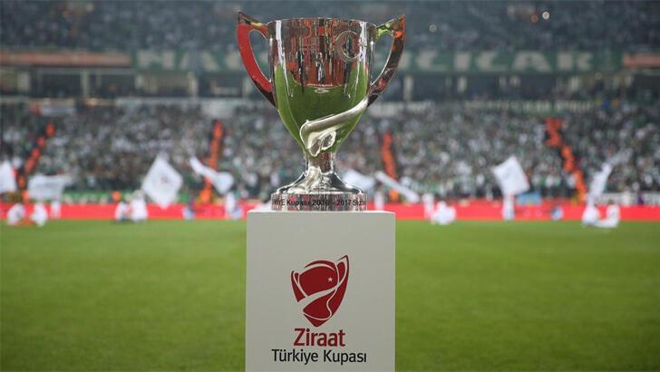 Ziraat Türkiye Kupası'nde 2. tur maçları belli oldu
