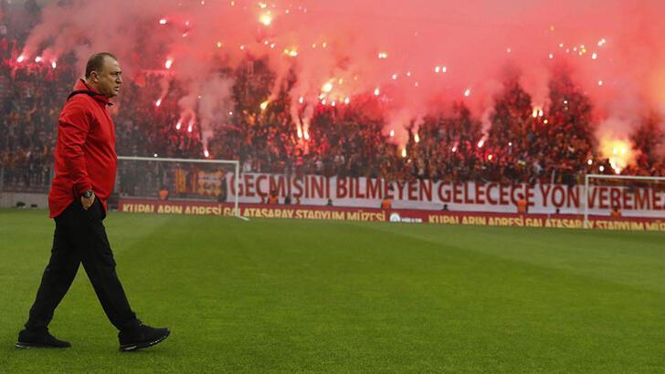 Galatasaray'dan Fatih Terim paylaşımı!