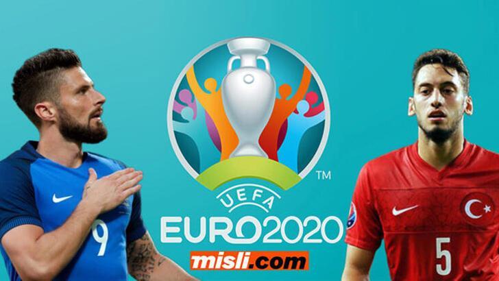Türkiye'ye sürpriz iddaa oranı! Euro 2020 Elemeleri...