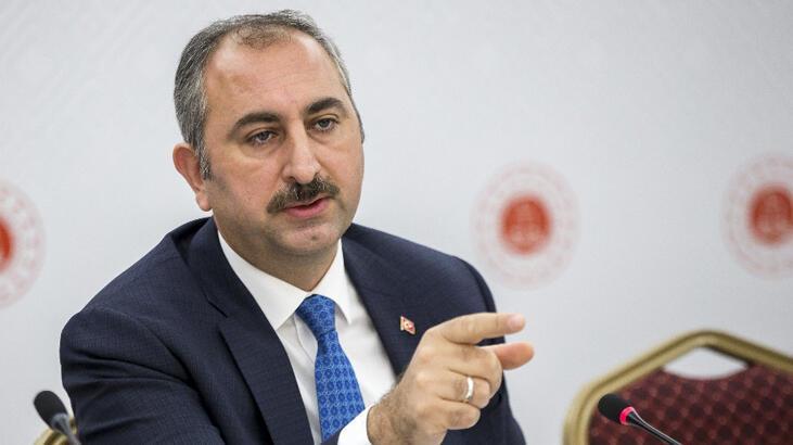 """Bakan Gül açıkladı! """"Yargı reformunda birinci paket düşünce ve ifade özgürlüğü"""