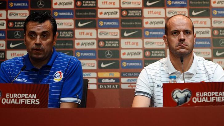 """Koldo Alvarez: """"Türkiye gruptan çıkabileceğini..."""""""
