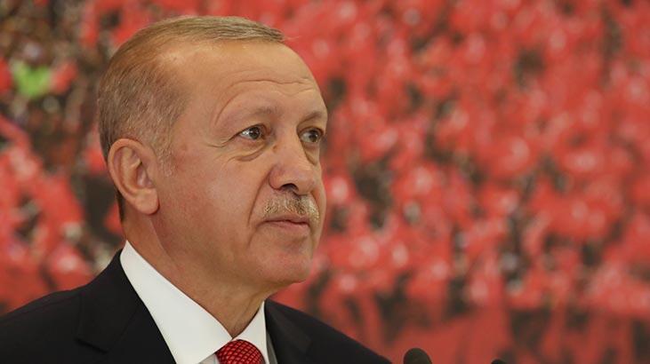 Cumhurbaşkanı Erdoğan'dan Ertuğrul Gazi'yi Anma ve Yörük Şenlikleri mesajı