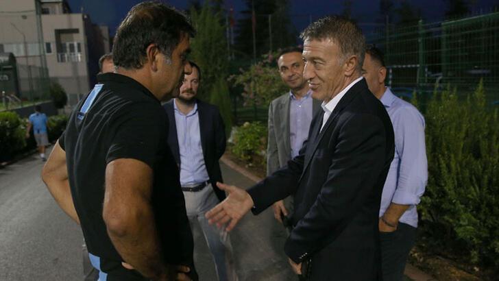 Trabzonspor'da Ağaoğlu sürprizi!