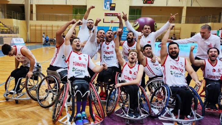 Türkiye, adını yarı finale yazdırdı!