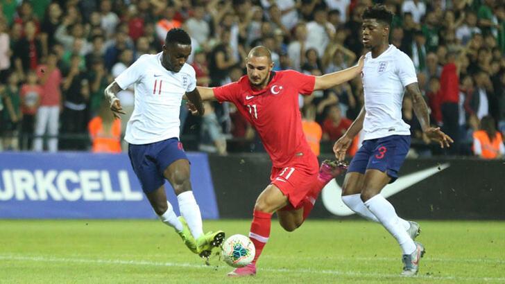 Türkiye - İngiltere: 2-3