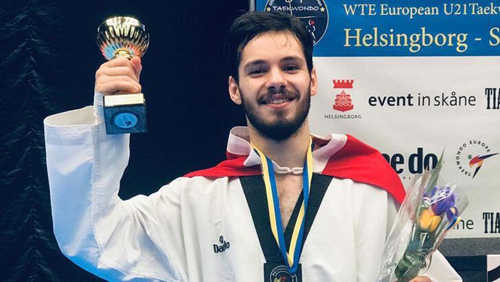 Ferhat Can Kavurat, Avrupa Şampiyonu oldu!