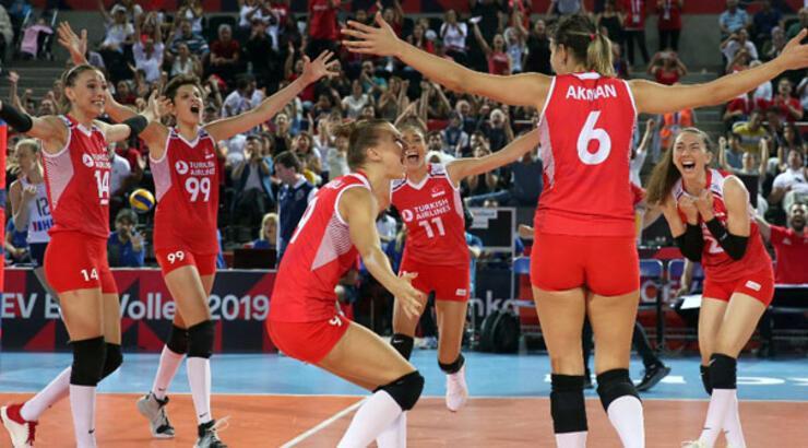 Türkiye - Polonya yarı final maçı saat kaçta? Maç hangi kanalda yayınlanacak?