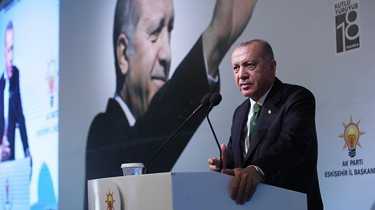 Cumhurbaşkanı Erdoğan: Perşembe faizlerin daha da düşeceğine inanıyorum