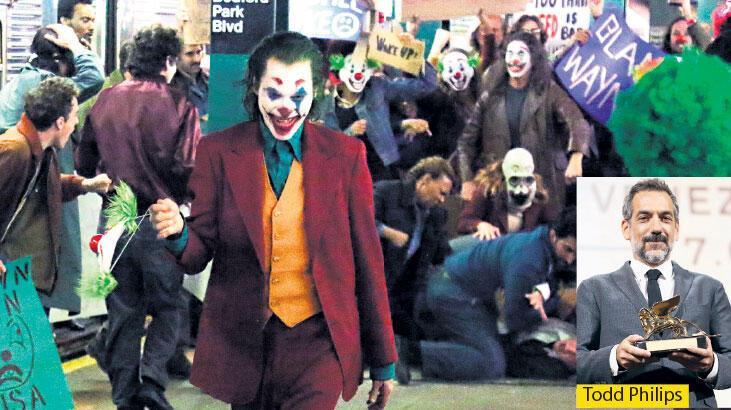 Altın Aslan 'Joker'e