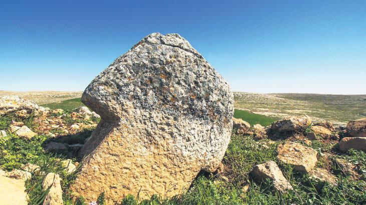 Göbeklitepe'nin büyük kardeşi: Karahantepe