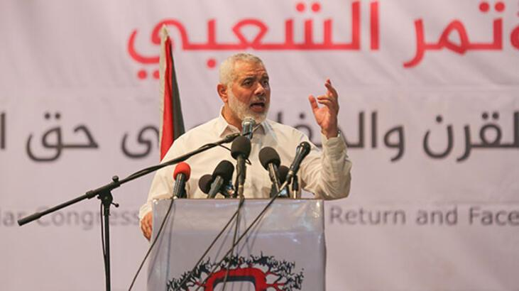 Hamas'tan 'Yüzyılın Anlaşması' planına karşı çağrı