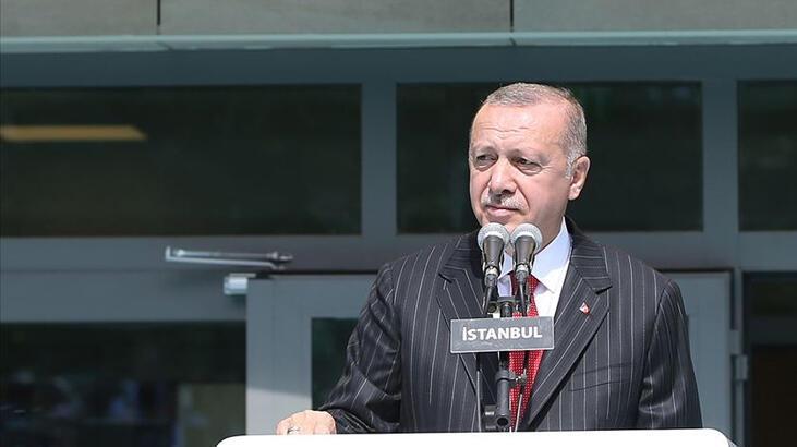 Cumhurbaşkanı Erdoğan öğrencilere seslendi: Buna izin vermeyin!
