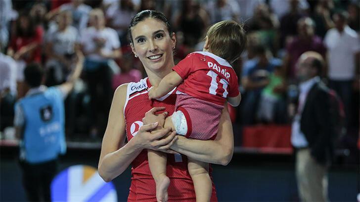 Naz Aydemir: Çocuklar spor yapmaktan keyif alsınlar