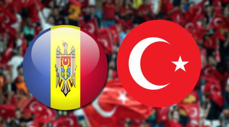 Türkiye Moldova deplasmanında! Maç saat kaçta hangi kanalda?