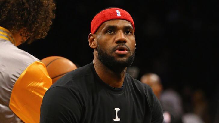 NBA'de ninja tipi bantlar yasaklandı