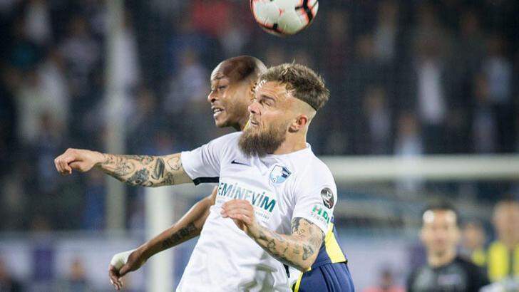 Erzurumspor'dan eski futbolcusu Kanstrup açıklaması