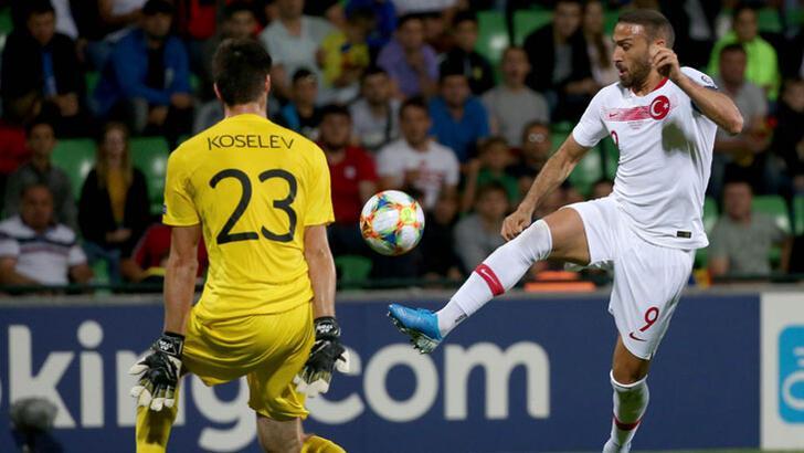 Moldova - Türkiye: 0-4