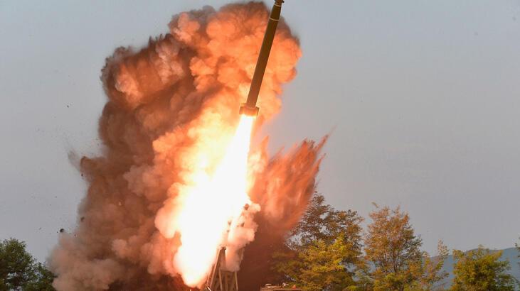 Kuzey Kore: Füzeleri 'süper büyük' çoklu sistemle fırlattık