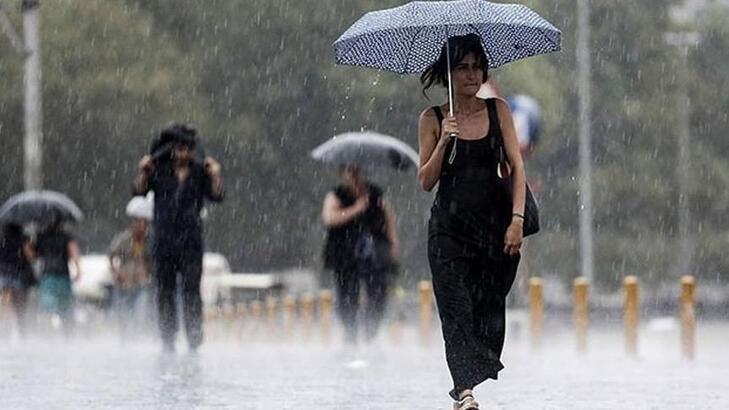 MGM'den Ankara, İstanbul, İzmir ve diğer illerin hava durumu tahminleri!