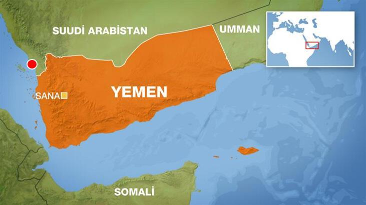 Yemen-Suudi Arabistan sınırında patlama sesleri