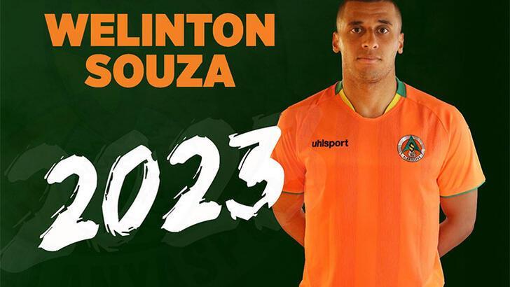 Welinton Souza'ya yeni sözleşme