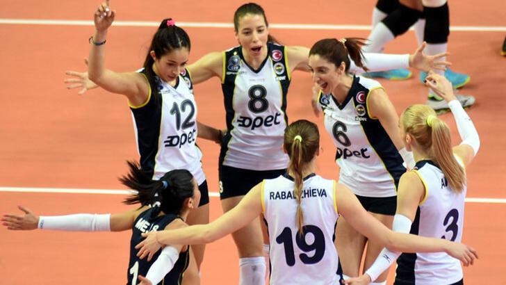 Fenerbahçe Opet'e sponsor!