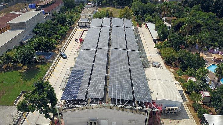 Adana'ya güneş enerjisi yatırımı