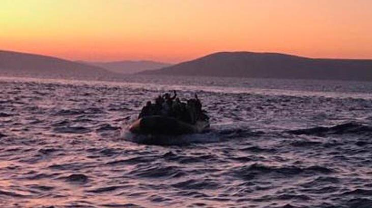 İzmir'de 92 kaçak göçmen yakalandı