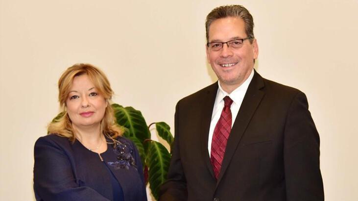 Cumhurbaşkanı Başdanışmanı Aybet'ten önemli görüşme