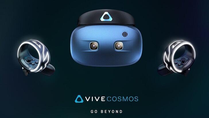 HTC yeni sanal gerçeklik gözlüğünü tanıttı!