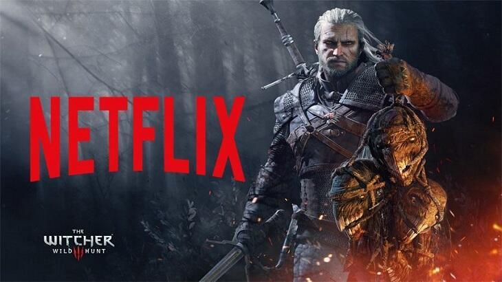Netflix The Witcher dizisinin tarihini açıkladı mı?