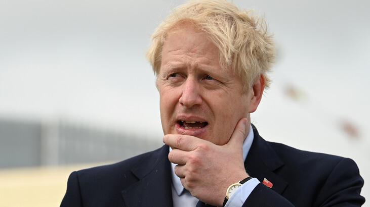 Johnson: Kesinlikle hayır!