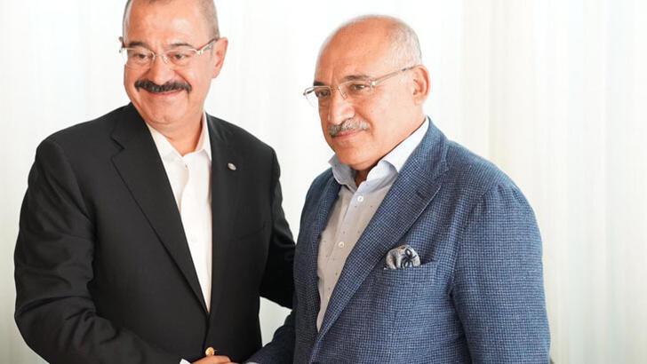 Gazişehir Gaziantep'te yeni başkan Mehmet Büyükekşi!