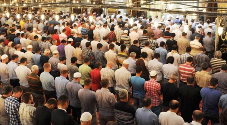 Cuma namazı saat kaçta? 13 Eylül İstanbul, Ankara, İzmir Cuma namazı vakti