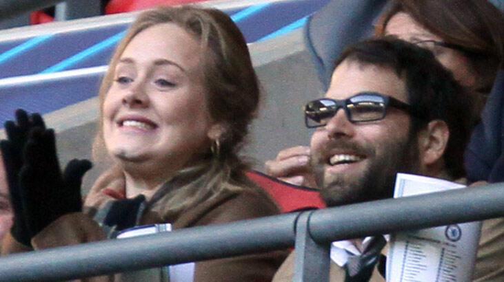 Adele ile Simon Konecki boşanıyor
