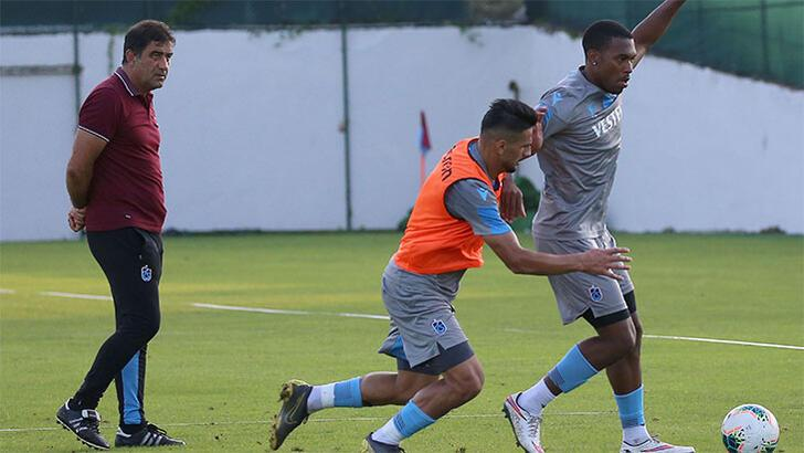 Trabzonspor'da 'kontra atak' uyarısı